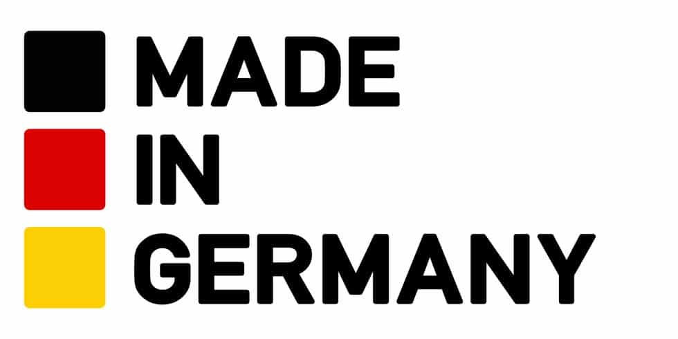 Das Gütesiegel Made in Germany