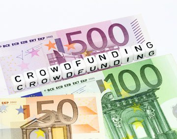 Crowdinvesting und Crowdlending